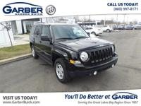 2016 Jeep Patriot Sport! Featuring a 2.4L 4 cyls and