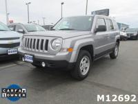 Options:  2016 Jeep Patriot Sport|Miles: 29689Color: