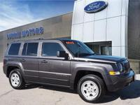 Treat yourself to this 2016 Jeep Patriot Sport, which