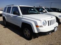 Options:  2016 Jeep Patriot Sport|Want To Stretch Your