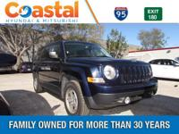 This 2016 Jeep Patriot Sport in features: FWD Clean