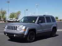 Don't miss out on this 2016 Jeep Patriot Sport! It
