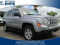 Homestead Hyundai is excited to offer this 2016 Jeep