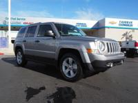 Check out this 2016 Jeep Patriot Sport. Its Automatic