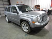 Just Reduced! 2016 Jeep Patriot Sport Silver 2016 Jeep