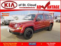 Options:  2016 Jeep Patriot Sport|Sport 4Dr Suv|2.0L|4