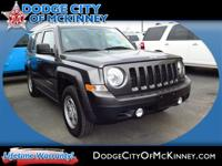 Introducing the 2016 Jeep Patriot! Unique in its class,