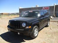 Introducing the 2016 Jeep Patriot! Both practical and