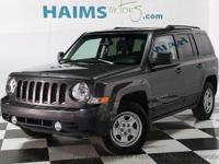 2016 Jeep Patriot Sport. Fast approval guarantee. Only