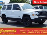Clean CARFAX. CARFAX One-Owner. This 2016 Jeep Patriot