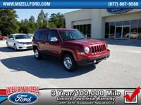 This 2016 Jeep Patriot FWD 4dr Sport is proudly offered