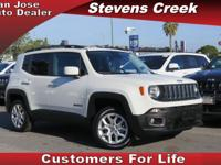 Options:  2016 Jeep Renegade Renegade|White|L Inline