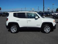 Options:  2016 Jeep Renegade Latitude 4X4|We Offer