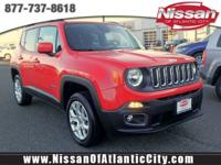 Look at this 2016 Jeep Renegade Latitude. Its