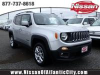 Check out this 2016 Jeep Renegade Latitude. Its
