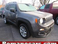 Introducing the 2016 Jeep Renegade! It offers the