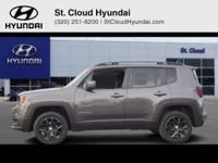 This 2016 Jeep Renegade Latitude is proudly offered by