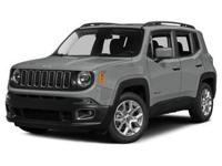Introducing the 2016 Jeep Renegade! Blurring highway