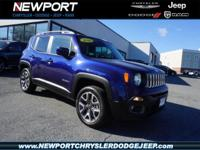 Buckle up for the ride of a lifetime! This 2016 Jeep