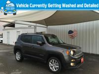 Introducing the 2016 Jeep Renegade! It delivers plenty