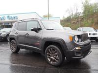 Recent Arrival!**ONLY 800 MILES** 2016 Jeep Renegade
