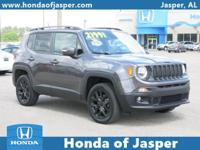 Options:  2016 Jeep Renegade 4Wd 4Dr Justice|4 Wheel