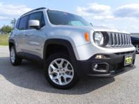 ***** RENEGADE LATITUDE 4X4 ***** This 2016 Jeep