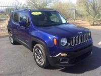CARFAX ONE OWNER! Renegade Latitude, 4D Sport Utility,