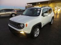 We are excited to offer this 2016 Jeep Renegade. This
