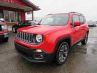 Options:  2016 Jeep Renegade With Car-Like Handling And
