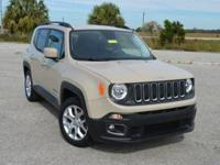This very clean, well maintained Jeep Renegade Latitude