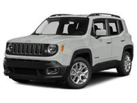 Introducing the 2016 Jeep Renegade! Both practical and