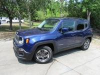Options:  2016 Jeep Renegade Latitude|This 2016 Jeep