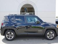 New Price! 2016 JEEP RENEGADE LATITUDE LIKE NEW ONE