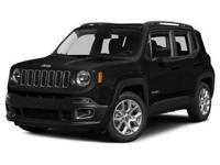 Introducing the 2016 Jeep Renegade! There is no