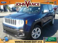 Moonroof, Heated Leather Seats, Back-Up Camera, 4WD,