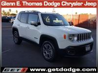 *Come take a look at this 2016 Jeep Renegade! This