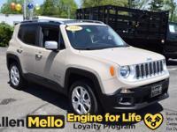 Introducing the 2016 Jeep Renegade! An awesome price