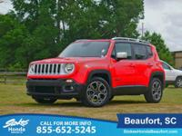 ***Stokes Honda Cars of Beaufort*** 2016 Jeep Renegade