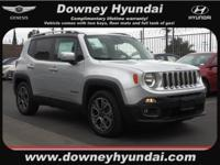 Introducing the 2016 Jeep Renegade! Worthy equipment