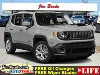 -CARFAX 1-Owner This 2016 Jeep Renegade Limited is a
