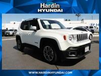 *This 2016 Jeep Renegade Limited* will sell fast