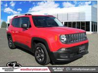 CARFAX One-Owner. Clean CARFAX. 2016 Jeep Renegade