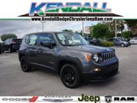 CERTIFIED BY JEEP !! VERYYY LOW MILES. Nice SUV! Why