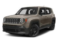 Introducing the 2016 Jeep Renegade! Packed with