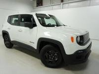 Options:  2016 Jeep Renegade Sport|Extremely Sharp!!!