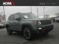 Used 2016 Jeep Renegade, stk # 1760, key features