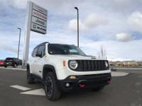 Runs mint!!! This gas-saving Trailhawk will get you