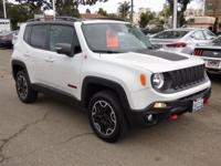 Options:  2016 Jeep Renegade 4Wd 4Dr Trailhawk