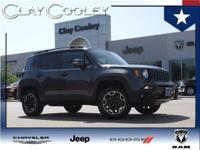 Priced below KBB Fair Purchase Price!2016 Jeep Renegade
